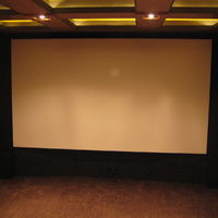 "142"" Seymour AV screen"