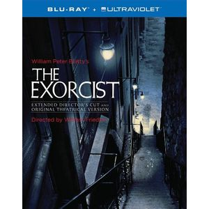 The Exorcist: 40th Anniversary (Blu-ray + DVD + UltraViolet) (Widescreen)