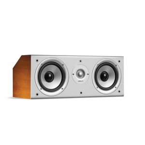 Polk Audio Monitor Series CS1 Center Channel Speaker (Single, Cherry)