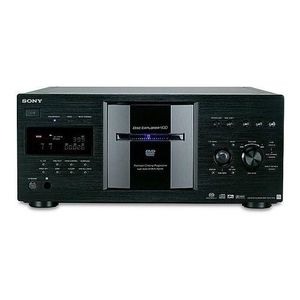 Sony DVP-CX777ES 400 Disc DVD/CD Changer