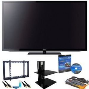 Sony KDL55HX750 - 55 inch 3D Wifi XR 480hz TV Ultimate Bundle