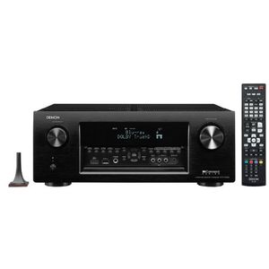 Denon AVR-X4000 7.2-Channel Home Theater Receiver