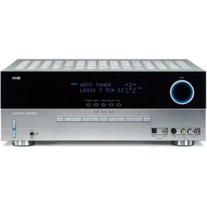 Harman Kardon AVR 240 7.1-Channel A/V Receiver, Silver