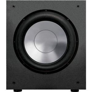 BIC 12 inch 475-Watt Front Firing Powered Subwoofer