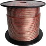 AVOX Clear Speaker Wire 14GA 250FT