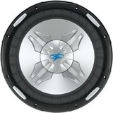 "New- POWER ACOUSTIK P1-15W P1 SERIES SUBWOOFER (15""; 1000W DUAL 4_; 2"" VC; 80-OZ MAGNET) - P1-15W"