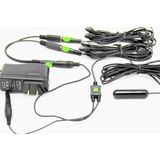 Dual Frequency Plasma Proof IR Repeater Kit IRP-4 for all CATV, IPTV,CCTV, DVR STB's, and A/V Receivers by Infrared Resources