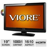 Viore 19&quot; Class LCD HDTV/DVD Combo