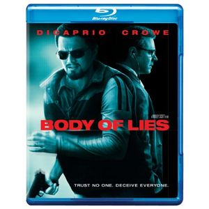 Body of Lies (Two-Disc Edition + BD Live) [Blu-ray]