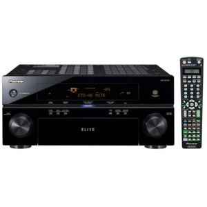 VSX-92TXH Elite Home Theater A/V Receiver