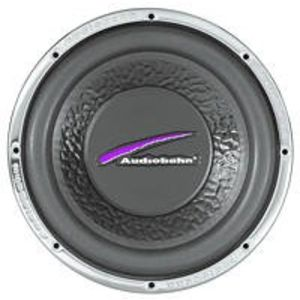 "Audiobahn 12"" 800-Watt Subwoofer (AW1251T)"