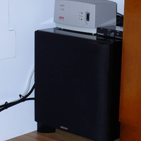 Energy Veritas VSW10 with antimode 8033c.