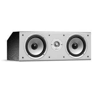 Polk Audio Monitor Series CS2 Center Channel Speaker (Single, Black)