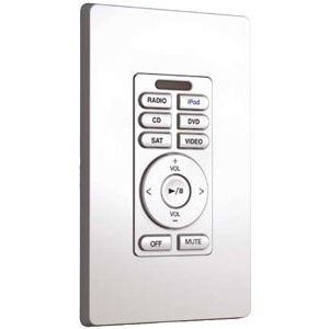 Niles Solo-6 IR Keypad In-Wall Controller for Niles ZR-6 MultiZone Receiver