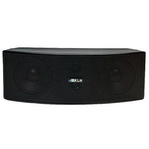 KLH C-180B Indoor/Outdoor 170 Watt Dual Woofer 3-Way Speakers