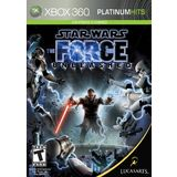 Star Wars: The Force Unleashed Xbox 360 Game LUCASARTS