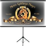 "Mgm 83"" Portable HD Projection"