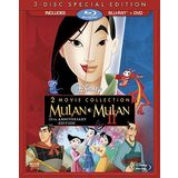 Mulan / Mulan II [Blu-ray / DVD]