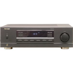 400-Watt Dual Zone Multi-Source Stereo Receiver