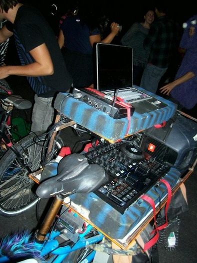 building mobile music system for bicycle setup avs forum