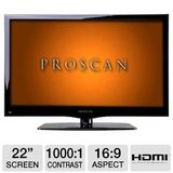 Proscan 22 inch LED HDTV - PLED2243A