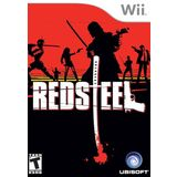 Red Steel Wii Game UBISOFT