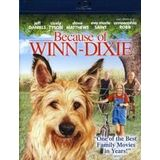 New Twentieth Century Fox Because Of Winn Dixie Type Dvd Blu-Ray Family Domestic Dolby Digital 5.1
