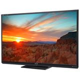 Sharp Lc70c8470u 70in 1080p Quattron 3d LED LCD Tv w/ 3d