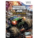 Monster Jam 3 Wii Game Activision