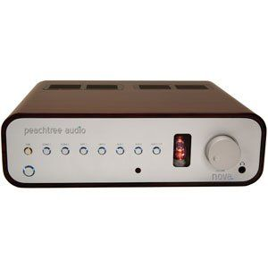 Peachtree Audio NOVA Integrated Hybrid Amplifier - Rosewood