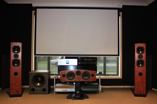 My 7.2 Home Theatre - AVS Forum | Home Theater Discussions