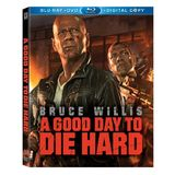 A Good Day to Die Hard (Blu-ray/DVD Combo)