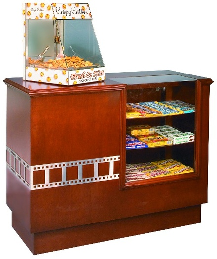 Concession Stand For Theater Room With Images: Concession Stand - AVS Forum