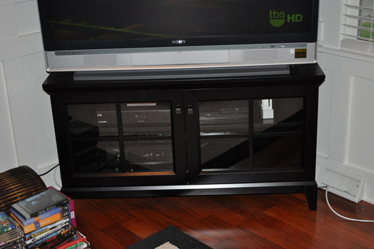 Overheating in Media Cabinet - AVS Forum | Home Theater Discussions