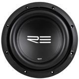"Brand New RE Audio RFX8D4 X-Series 8"" 4 Ohm 500Watt Peak /190 Watt RMS Car Audio SubWoofer with Santoprene Rubber Surround and Kraft Pulp Cone"