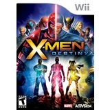 X-Men: Destiny Wii Game Activision
