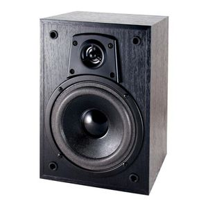 "Dual 5.25"" 2-Way Bookshelf Speaker"