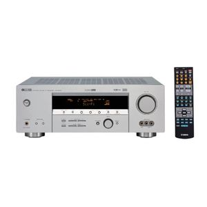 Yamaha HTR-5750SL 6.1 Channel Digital Home Theater Receiver (Silver)