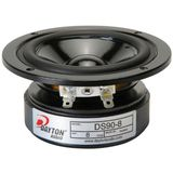 "Dayton Audio DS90-8 3"" Designer Series Extended-Range Speaker"