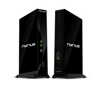Nyrius NAVS500 HD 1080p HDMI Digital Wireless Audio Video Sender Transmitter & Receiver System with IR Remote Extender