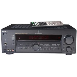 Sony STR-DE985/B Dolby/DTS Surround Receiver with 6.1-Channel Inputs
