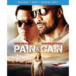 Pain and Gain [Blu-ray]
