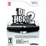 DJ Hero 2 (Game Only) Wii Game Activision
