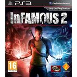 Infamous 2 Playstation3 Game SONY