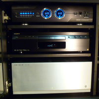 Panamax M5400-PM Power Center/Voltage Reg.