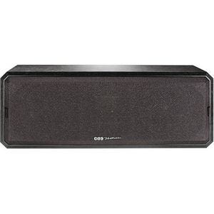 "BIC AMERICA DV-52CLRB 5 1/4"" 2-Way Center Channel Speaker (BIC AMERICA DV52CLRB)"