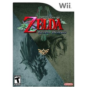 Legend of Zelda: Twilight Princess Wii Game Nintendo