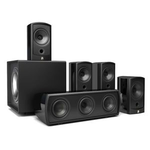 Aperion Audio Verus Forte Satellite SD Black