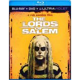 The Lords Of Salem (Blu-ray + DVD + UltraViolet) (Widescreen)