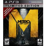 Metro: Last Light Limited Edition